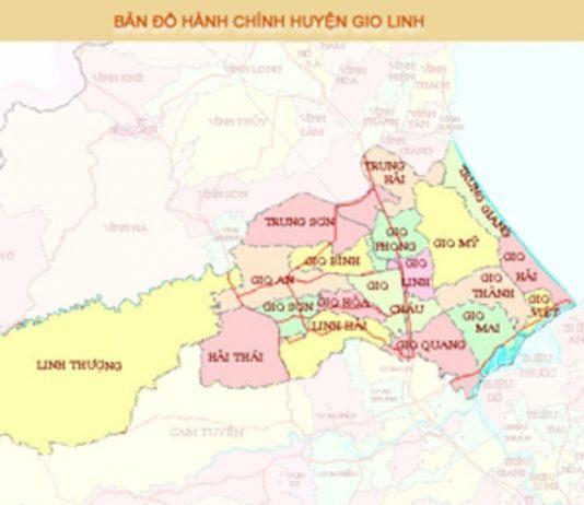 Giới thiệu khái quát huyện Gio Linh