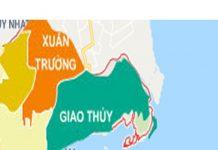 Giới thiệu khái quát huyện Giao Thủy - Tỉnh Nam Định