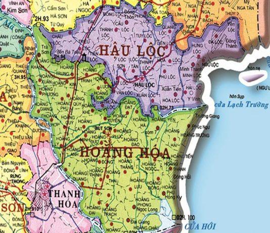 huyện Hoằng Hóa - Tỉnh Thanh Hóa
