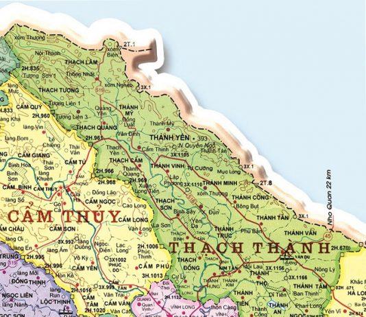 huyện Thạch Thành - Tỉnh Thanh Hóa