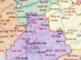 huyện Tiểu Cần - Tỉnh Trà Vinh