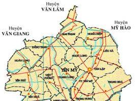 huyện Yên Mỹ - Tỉnh Hưng Yên