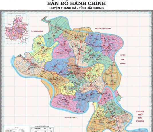 huyện Thanh Hà - Tỉnh Hải Dương