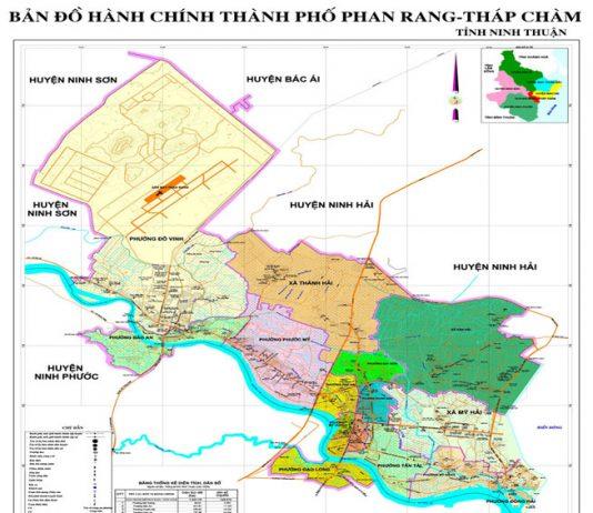 Giới thiệu khái quát thành phố Phan Rang-Tháp Chàm
