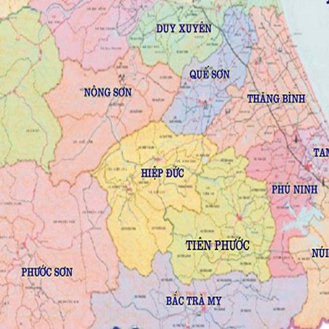 huyện Nông Sơn - Tỉnh Quảng Nam