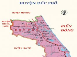 huyện Đức Phổ - Tỉnh Quảng Ngãi