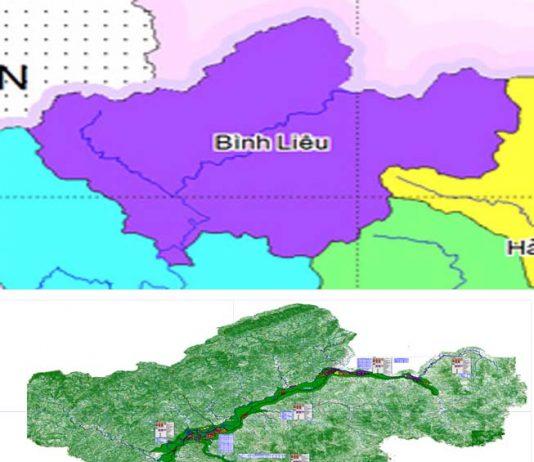 huyện Bình Liêu - Tỉnh Quảng Ninh