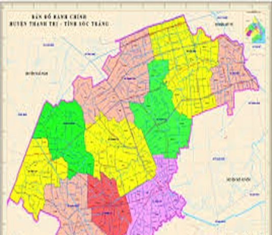 Giới thiệu khái quát huyện Thạnh Trị