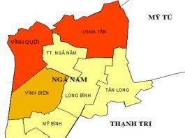 thị xã Ngã Năm - Tỉnh Sóc Trăng