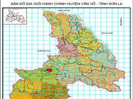 huyện Vân Hồ - Tỉnh Sơn La