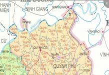 huyện Quỳnh Phụ - Tỉnh Thái Bình