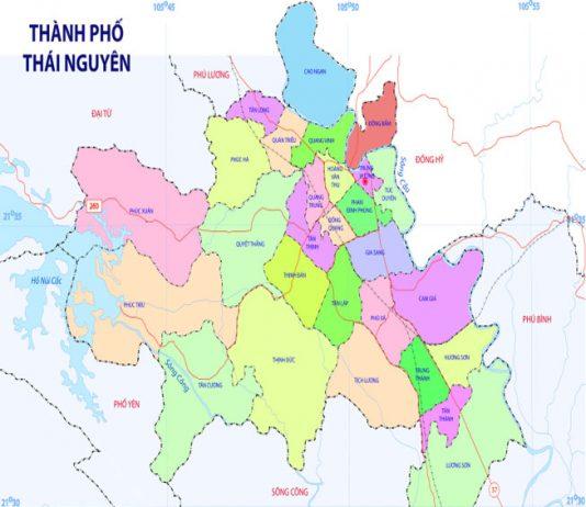 thành phố Thái Nguyên - Tỉnh Thái Nguyên