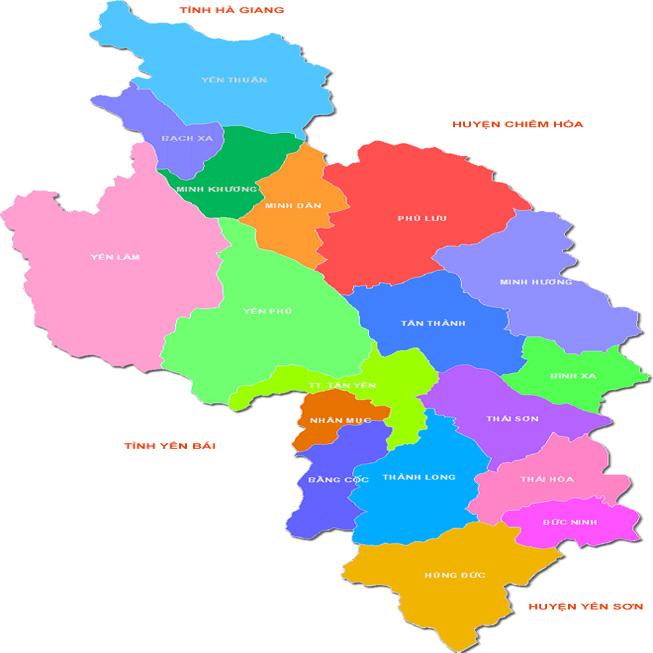 huyện Hàm Yên - Tỉnh Tuyên Quang