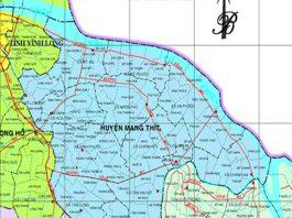 huyện Mang Thít - Tỉnh Vĩnh Long