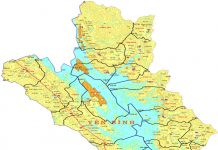 huyện Yên Bình - Tỉnh Yên Bái
