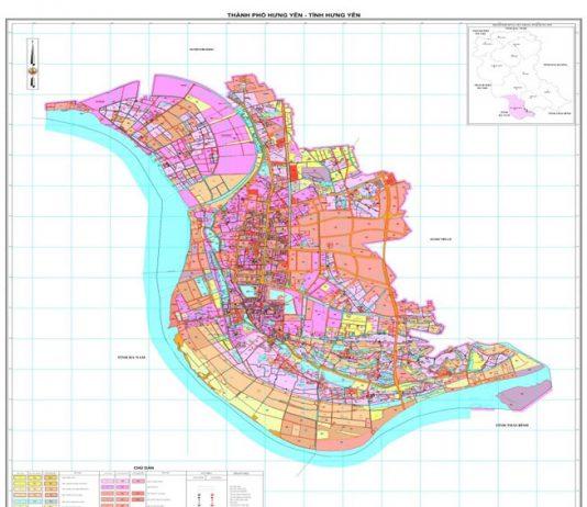 thành phố Hưng Yên - Tỉnh Hưng Yên