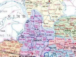 huyện Nam Sách - Tỉnh Hải Dương