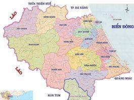 huyện Nam Trà My - Tỉnh Quảng Nam
