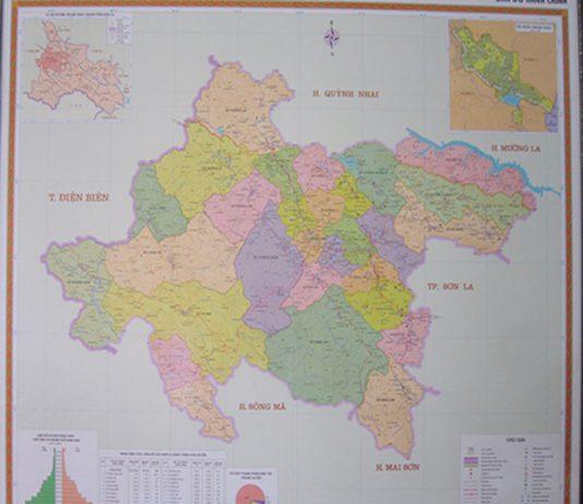 huyện Thuận Châu - Tỉnh Sơn La - vansudia.net