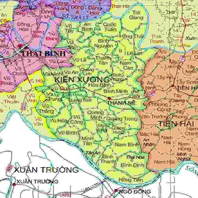 huyện Kiến Xương - Tỉnh Thái Bình