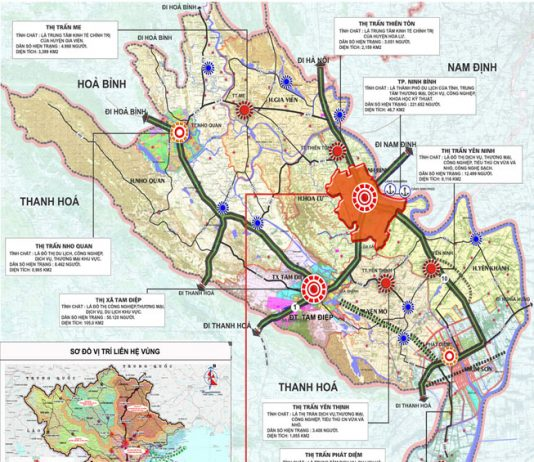 Giới thiệu khái quát thành phố Ninh Bình