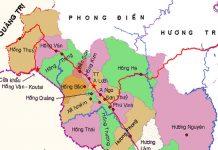 huyện A Lưới - Tỉnh Thừa Thiên Huế
