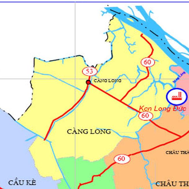 huyện Càng Long - Tỉnh Trà Vinh