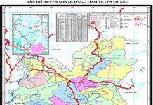 huyện Sơn Dương - Tỉnh Tuyên Quang