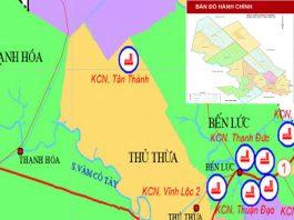 Giới thiệu khái quát huyện Thủ Thừa