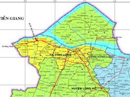 huyện Long Hồ - Tỉnh Vĩnh Long