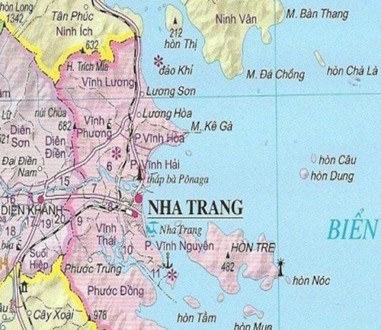 thành phố Nha Trang - Tỉnh Khánh Hòa