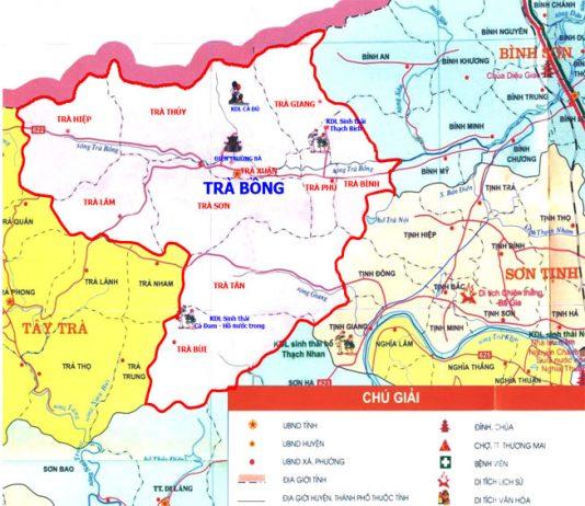 huyện Trà Bồng - Tỉnh Quảng Ngãi