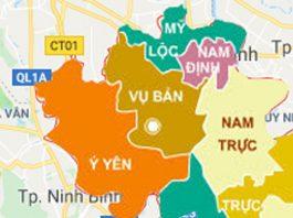 Giới thiệu khái quát huyện Vụ Bản - Tỉnh Nam Định