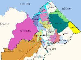 Giới thiệu khái quát huyện Triệu Phong - Tỉnh Quảng Trị