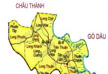 huyện Bến Cầu - Tỉnh Tây Ninh