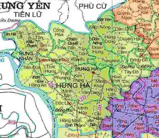 huyện Hưng Hà - Tỉnh Thái Bình