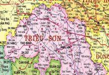 huyện Triệu Sơn - Tỉnh Thanh Hóa