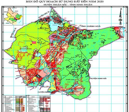 Giới thiệu khái quát huyện Thuận Bắc