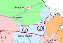 huyện Châu Thành - Tỉnh Tiền Giang