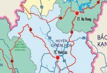 huyện Chiêm Hoá - Tỉnh Tuyên Quang