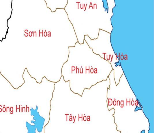 huyện Phú Hòa - Tỉnh Phú Yên