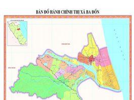 thị xã Ba Đồn - Tỉnh Quảng Bình