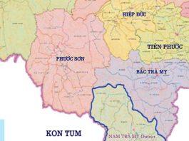 huyện Phước Sơn - Tỉnh Quảng Nam