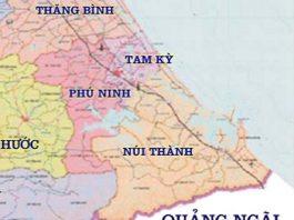 huyện Phú Ninh - Tỉnh Quảng Nam