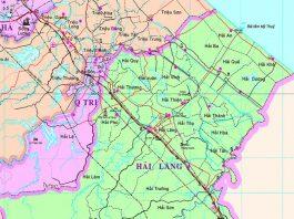 Giới thiệu khái quát huyện Hải Lăng - Tỉnh Quảng Trị