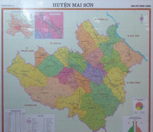 huyện Mai Sơn - Tỉnh Sóc Trăng