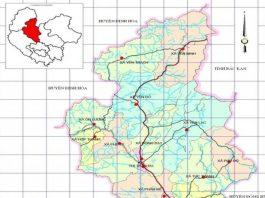 huyện Phú Lương - Tỉnh Thái Nguyên