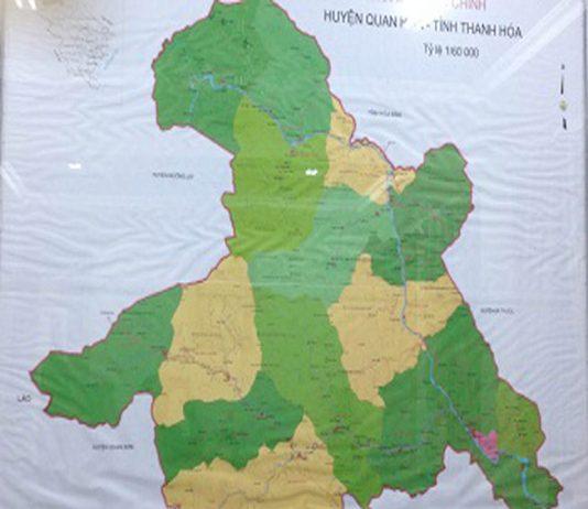 huyện Quan Hoá - Tỉnh Thanh Hóa