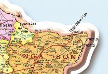 huyện Nga Sơn - Tỉnh Thanh Hóa