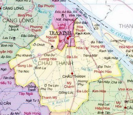 huyện Châu Thành - Tỉnh Trà Vinh